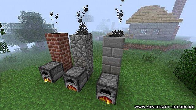 Как сделать деревню 152