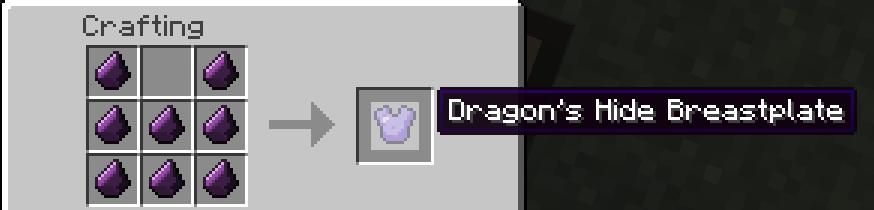 Как создать яйцо дракона в майнкрафте